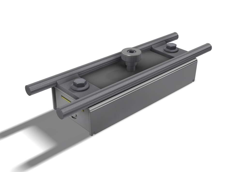 single rod box magnet